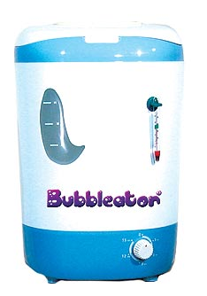 Bubbleator Expansion Kit for Ice-And-Water Bag Systems